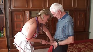 Nurse to the Rescue - mature porn video