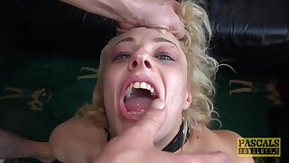 Rough and erotic fucking on the floor with desirable April Paisley