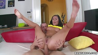 Hardcore ass making out with cute EX boyfriend London Keyes