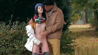 Melanie B In Fine Pantyhose