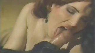 Vintage Blowjob And Anal Cumshot